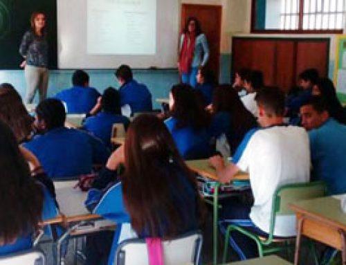 Charla en el colegio San Vicente de Paul de Alcoy