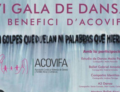 VI Gala de la dansa año 2018