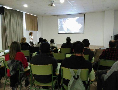 Charla preventiva para padres en Colegio José Arnauda